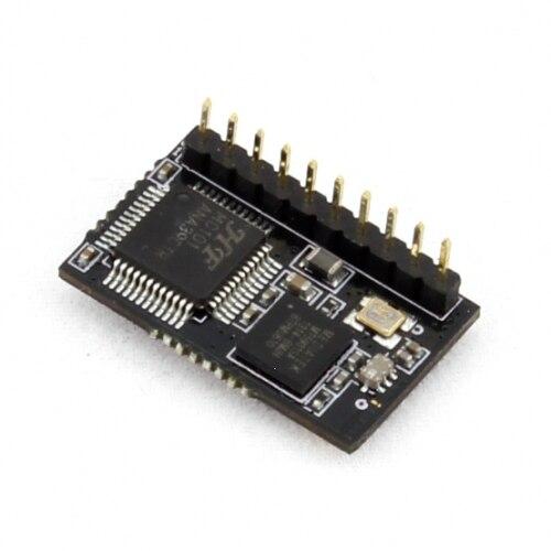 Q014-10 10PCS USR-C215 Tiny Size Uart TTL TO 802.11B/G/N Serial to WIFI Module Support WPS Smart-LINK usr g301c 3g module uart usb to cdma 1x and cdma ev do