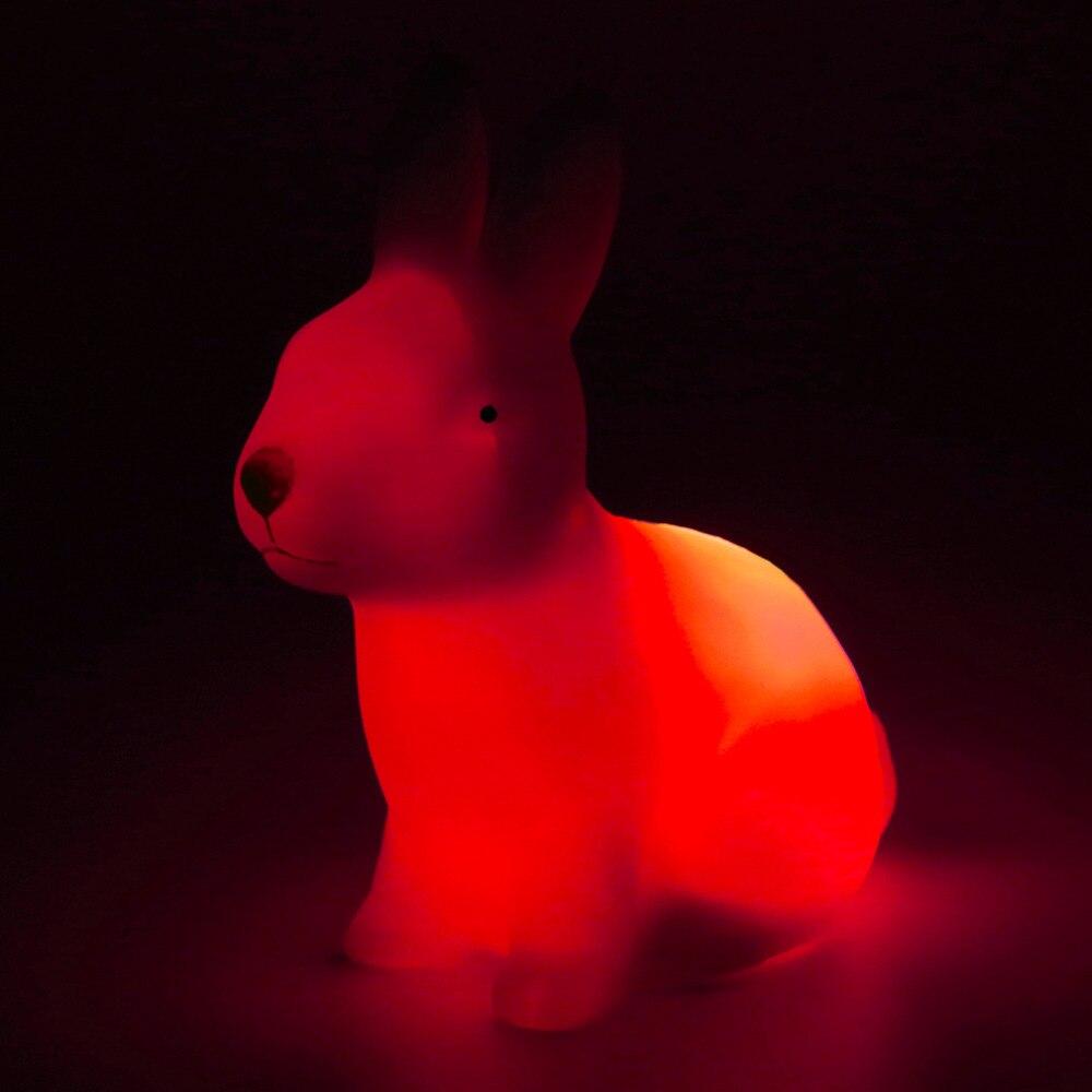 Aliexpresscom Buy ICOCO Plastic 7 Color Changing Animals LED