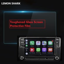 Lemon Shark Toughened Glass Screen Protective Film For Volkswagen RCD330 PLUS 187A 187B 280B