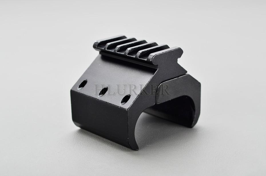 Double tube shotgun Adapter Mount_4