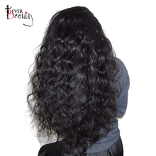 Malaysian Virgin Hair Body Wave Human Hair Bundles Extensions Natural Black 10-28inch 1Pcs Ever Beauty