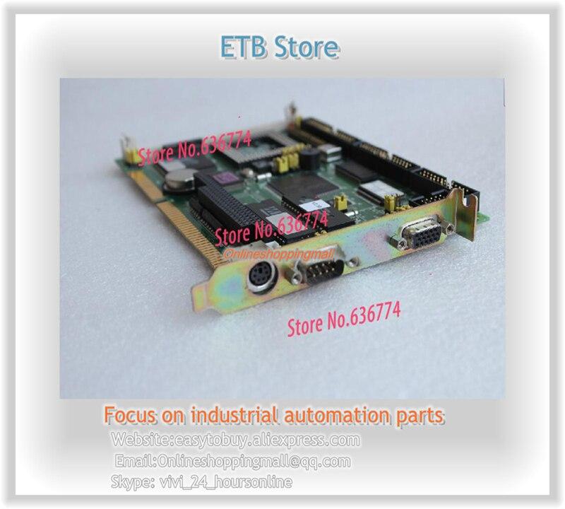 все цены на  Original industrail board PCA-6145B 45L 486 REV:C1 half-length 100% Tested ok  онлайн