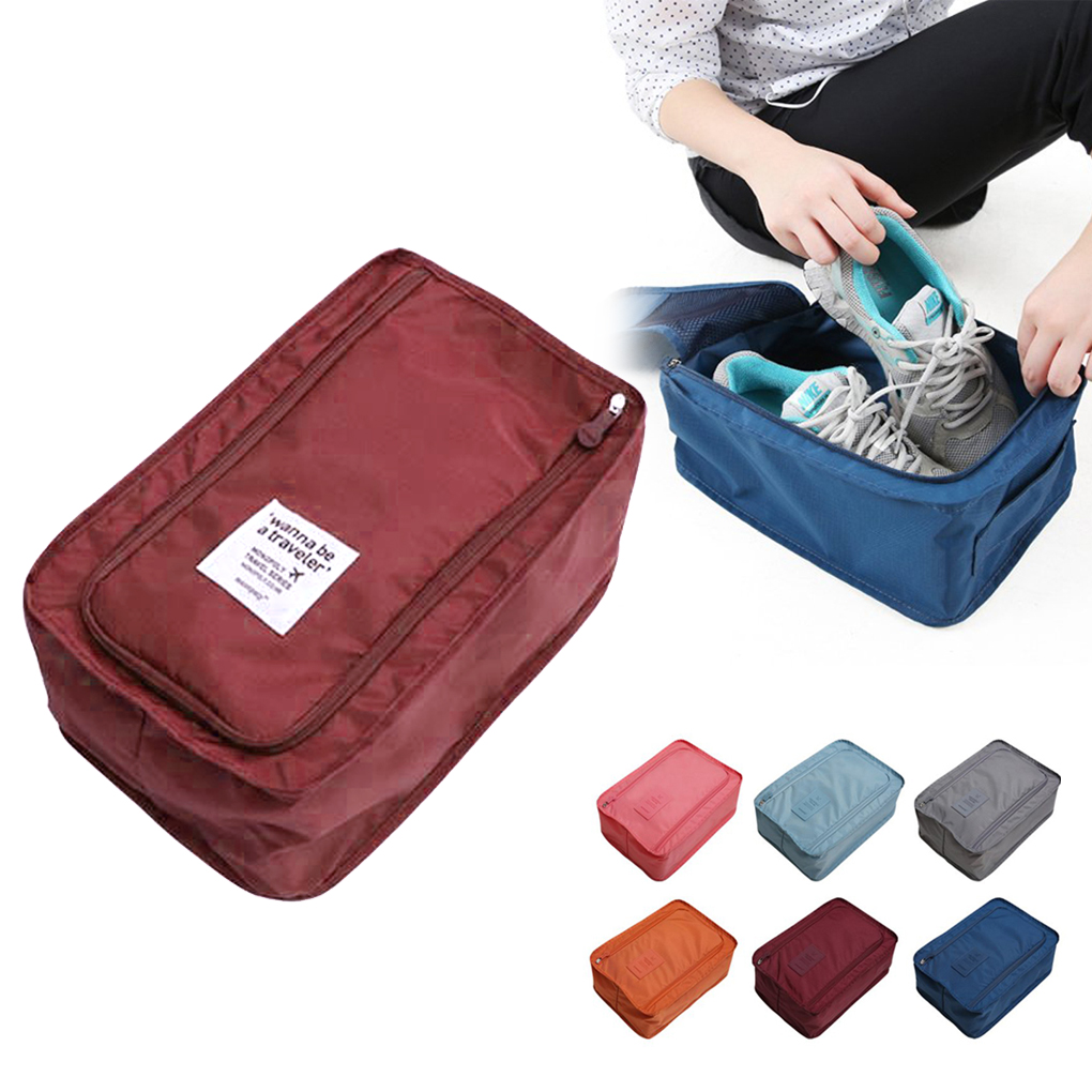 6 Color Multifunction Portable Waterproof Travel Organiser Tote Shoes Pouch Case Easy To Repair Clothing & Wardrobe Storage