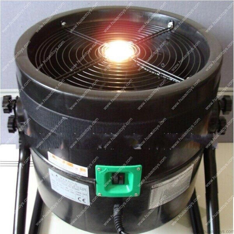Livraison gratuite 950 w 45 cm air danseur soufflerie, ciel danseur ventilateur avec la lumière