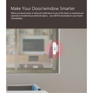 Image 3 - NEO COOLCAM Z גל בתוספת חכם בית דלת/חלון מגע חיישן חכם בית אוטומציה חיישן האיחוד האירופי 868.4MHZ compatiable Smartthings