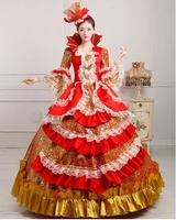 Ladies Royal Princess Cosplay Costume for Fairytale Fancy Dress Outfit Adult