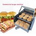 220V 800w Commercial hamburger fabricant commercial hamburger électrique machine BT05 1 pièces