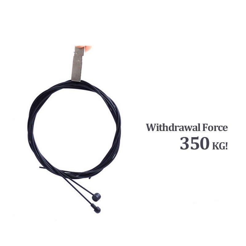 1 шт. задний Переключающийся внутренний кабель для горного велосипеда с тефлоновым покрытием MTB дорожный задний переключатель передач велосипедный провод переключения 2100 мм