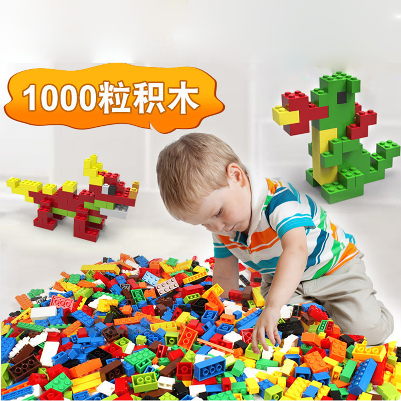 AIBOULLY DIY Building Blocks 1000pcs Creative Bricks Toys for Children Educational Compatible Bricks brinquedos Free Shipping hot sale 1000g dynamic amazing diy educational toys no mess indoor magic play sand children toys mars space sand