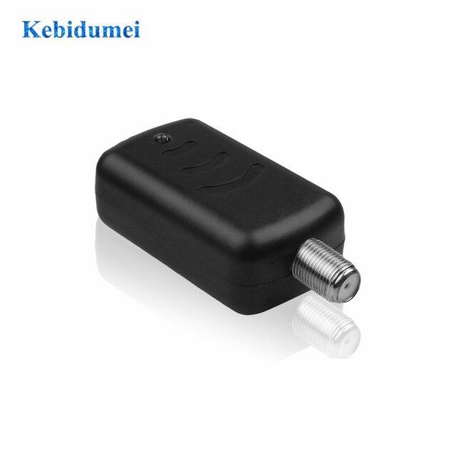 Kebidumei wysokiej jakości łatwa instalacja 25DB wzmacniacz sygnału telewizyjnego wzmacniacz cyfrowy HD dla telewizji kablowej Fox antena HD kanał