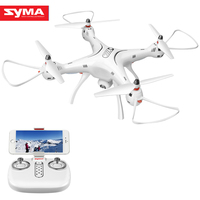 SYMA X8 Pro Drone GPS RC Quadcopter WiFi FPV 0.3MP Camera Altitude Hold Headless Mode X8Pro 720P Professional RC Helicopter