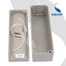 250*80*80 mm  Painting Spraying  Aluminum Enclosure/  Project Box Enclosures for Electronics  (SP-AG-FA22)