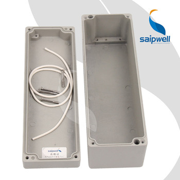 250*80*80mm Malerei Spritzen Aluminium Gehäuse/Projekt Box Gehäuse für Elektronik (SP AG FA22)|enclosures for electronics|enclosure electronicenclosure aluminium -