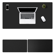 800*400*2mm Large Gaming Mouse Pad Anti-slip Ultra PU Leather Computer Mousepad for Dota 2 CS Go Mice Gamer Keyboard Mat