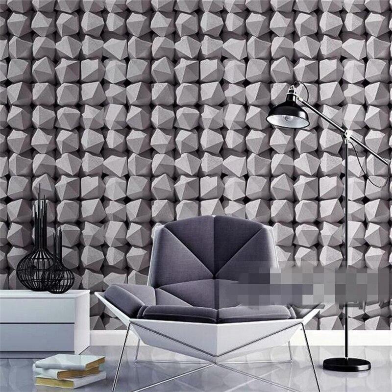 Современные абстрактные белые геометрические обои, простой магазин модной одежды, магазин волос, ТВ фоновые обои
