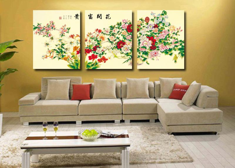 Popular Peony Oil Painting-Buy Cheap Peony Oil Painting