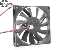 SXDOOL cooling fan 80mm 12V 8015 80 80 15 mm 0 22A 2 54P server inverter