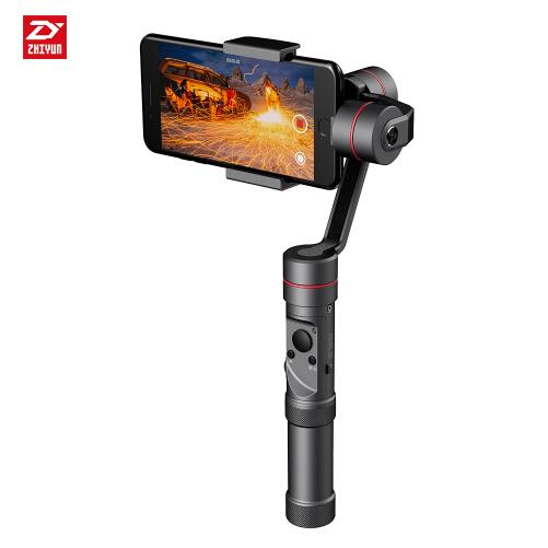 Zhiyun Smooth 3 3 Axis Brushless Handle Gimbal Stabilizer for font b SmartPhone b font For