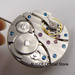 Watch Hand-Winding 17 6497 Movement Jewels ST3600 BM12 Vintage Men's New