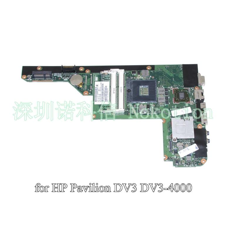 ФОТО SPS 628186-001 For HP Pavilion DV3 DV3-4000 laptop motherboard HM55 DDR3 HD 5430 512M Graphics