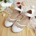 Crianças sapatos sapatos meninas sapatos princesa bonito crianças sandálias meninas sapatos único meninas bonito oco