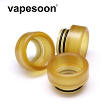 VapeSoon Wholesale 50pcs/lot  810 PEI Drip Tip For TFV8 /Big Baby/TFV12 /X Baby Atomizer Retail Package
