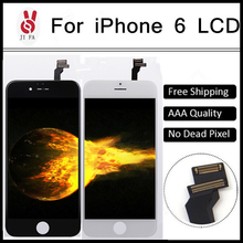 LOT/20 PCS AAA  4.7 inch LCD For iPhone 6 Display touch screen digitizer assembly replacement  Free DHL