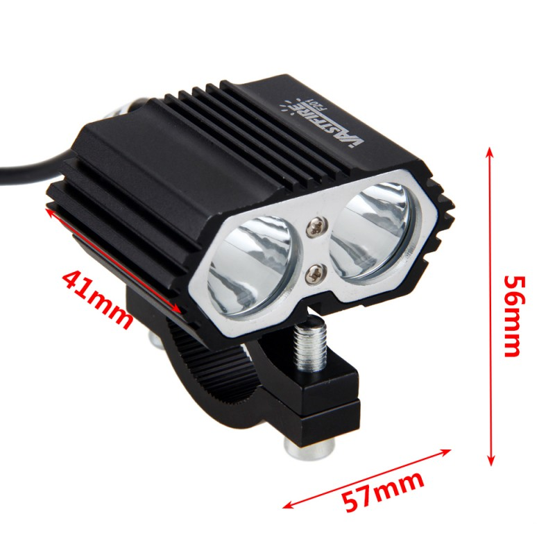cheapest Motorcycle Headlights High Brightness Exterior Headlights Motorbike LED Lamp