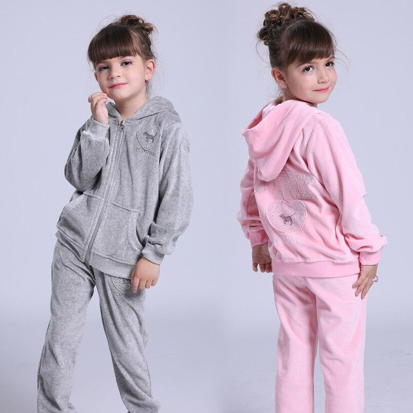 Gadis Pakaian Set Beludru Pakaian Olahraga Untuk Anak Perempuan Anak anak Pakaian Olahraga memakai Musim Gugur anak anak pakaian olahraga beli murah anak anak pakaian olahraga,Baju Anak Anak Olahraga