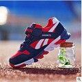 2017 novas crianças shoes meninos meninas sapatilhas esporte shoes tamanho 26-39 crianças lazer formadores respirável casuais crianças correndo shoes