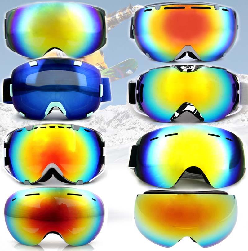 Snowboard Goggle Lenses
