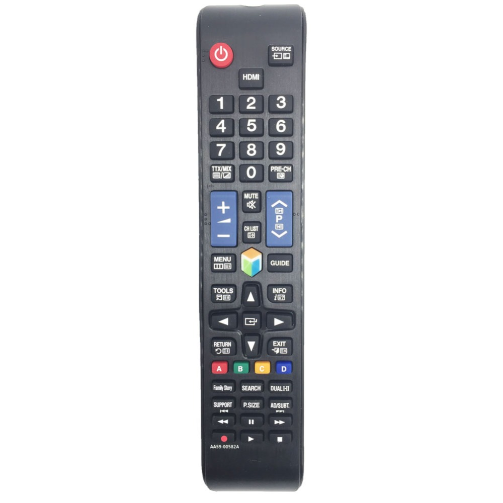 AA59-00582A For all Smart Samsung U series TV Remote Control TM1250 49KEY 3V EUROPE E5700 UE46ES6100W AA59-00581A AA59-00594A