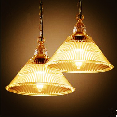 купить Glass Shade Rustic Loft Style Industrial Lamp Retro Vintage Light LED Pendant Lights Fixtures Indoor Lighting Lamparas Colgantes недорого