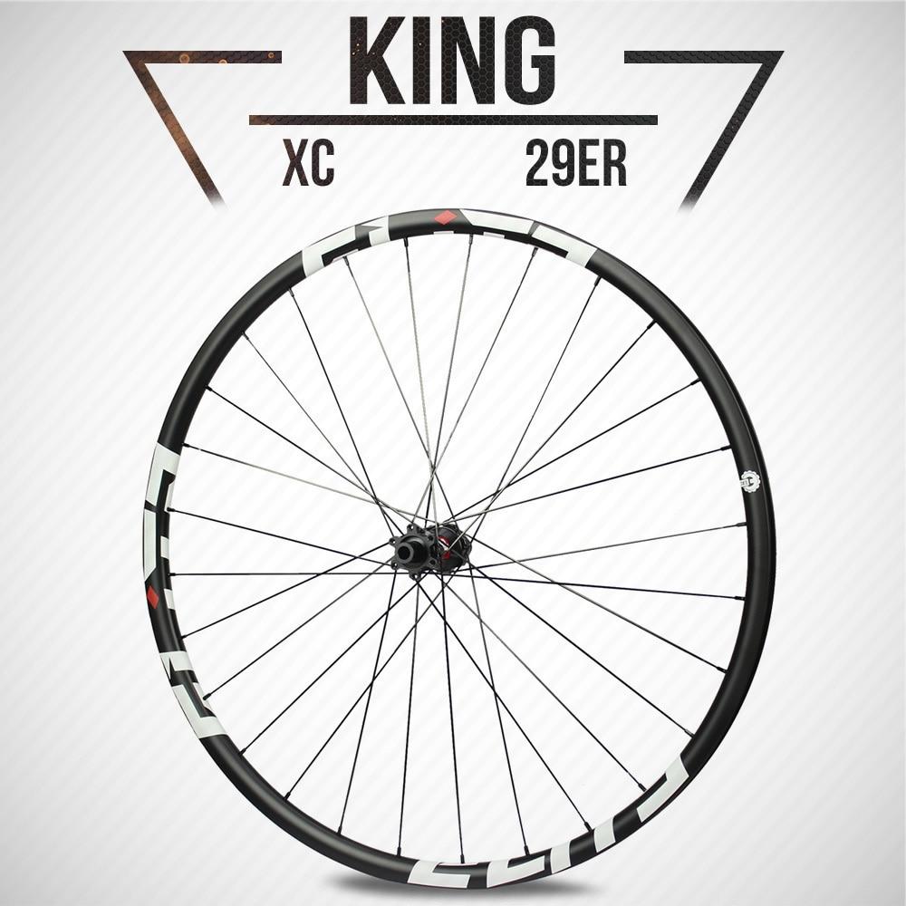 ELITE DT Swiss 240 Series Mountain Bike Carbon Wheel 1310g Only Tubeless Ready XC MTB 29 Wheelset Super Light WeightBicycle Wheel   -