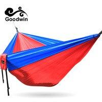 Hammock Outdoor Ultralight Parachute Nylon Outdoor Hammock For Sale