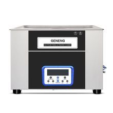 45L Dual Frequency Ultrasonic Cleaning Machine Time Heating