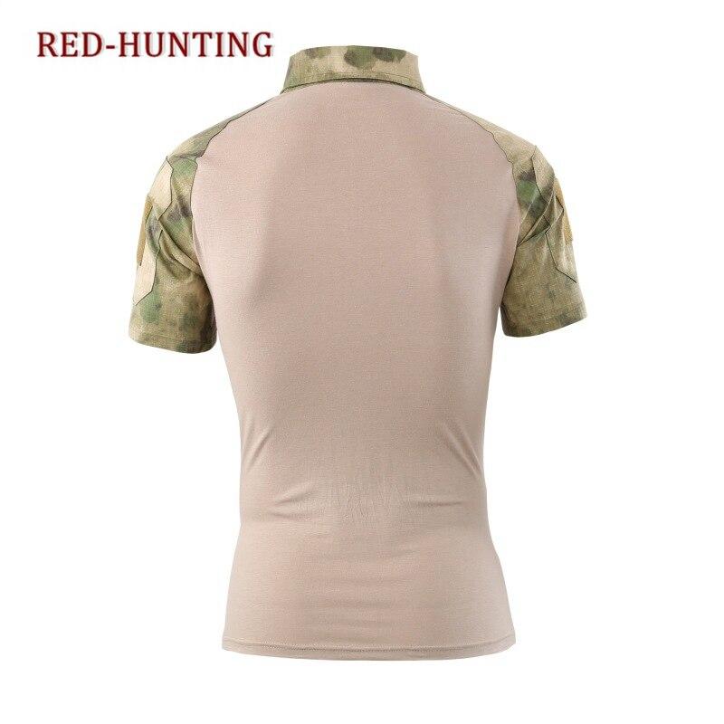 multicam camo tatico ombro curto remendo painel manga camisa combate 05