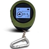Мини GPS-трекеры  приемник  ручной локатор  USB Перезаряжаемый с электронным компасом для активного отдыха  практичный туристический автомоби...