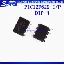 Envío Gratis 50 unids/lote PIC12F629 I/P foto 12F629 12F629 I/P PIC12F DIP 8 nuevo y original en Stock