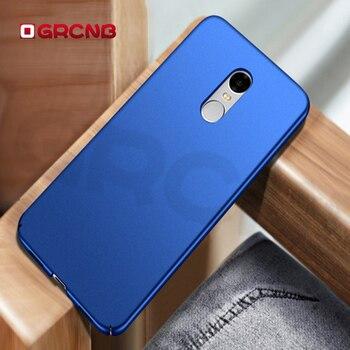 Fashion Hard PC Matte Cases For Xiaomi Redmi Note 4 4X 5 5A Pro Plus Plastic Cover case For Xiaomi Redmi 4 5 4X 4A 5A Case
