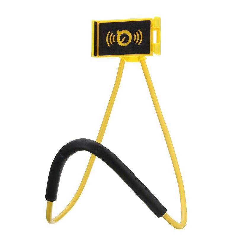 360 Гибкий сотовый телефон селфи Средства ухода за кожей Шеи держатель Кровать горе стен ...