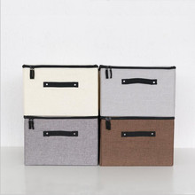 Nonwoven Storage Box Foldable Underwear Bra Socks Container Drawer Organizer Sundries Clothes Home Quilt Saver
