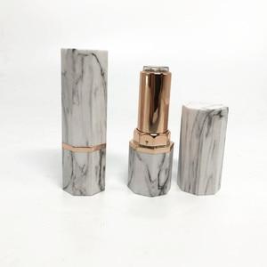 Image 3 - Tube de marbre pour rouge à lèvres, 12.1mm, Tubes pour baume à lèvres bricolage pour rouge à lèvres, fait maison, conteneurs vides, maquillage cosmétique pour anniversaire