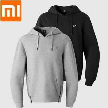 Xiaomi Uleemark Leisure Men zipper Coat Jacket  hooded sweater Sport Sweatshirt Outdoor Exercise  Long sleeve hoodie