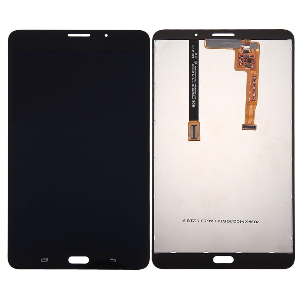 iPartsBuy New LCD Screen and Digitizer Full Assembly for Galaxy Tab A 7.0 (2016) (3G Version) / T285iPartsBuy New LCD Screen and Digitizer Full Assembly for Galaxy Tab A 7.0 (2016) (3G Version) / T285