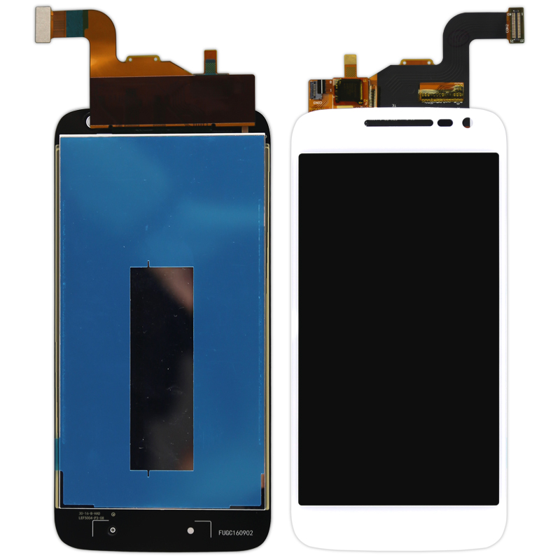 ФОТО 100% Tested replacement for Motorola Moto G4 Play LCD Display Screen with Touch digitizer Assembly 5PCS Free dhl Shipping