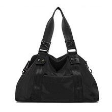 Women Crossbody Hobos Bag Ladies Nylon Handbag  Casual Leisure Fashion Original Bags Bolsos Mujer Brand Purse JIE-0520