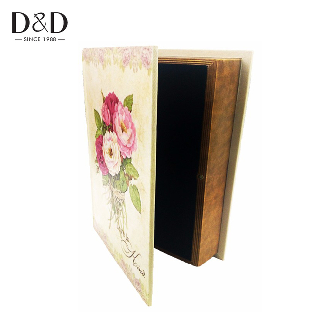 Du0026D Wooden Book Storage Box European Retro Style Dictionary Book Box Jewelry Sundries Organizer  sc 1 st  AliExpress.com & Du0026D Wooden Book Storage Box European Retro Style Dictionary Book Box ...