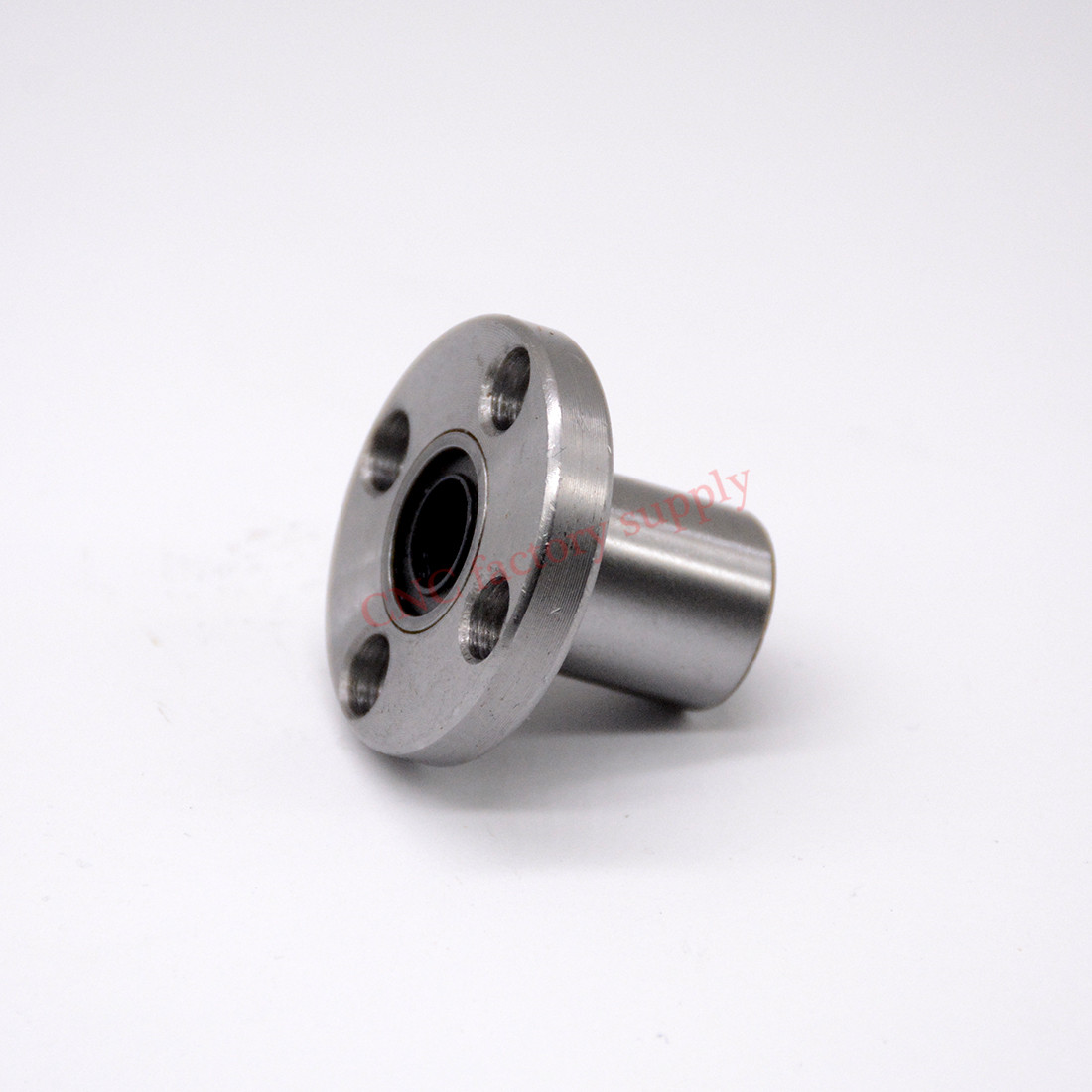 Hot sale  1pc LMF20UU 20mm flange linear ball bearing for 20mm linear shaft CNC hot sale 1pc lm20uu linear bushing 20mm cnc linear bearings