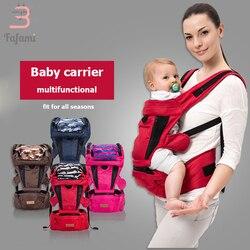 Plecaki i nosidełka dla dzieci 9 w 1 Hipseat ergonomiczne nosidełko dla niemowląt nosidełko chustowe kangury dla dzieci